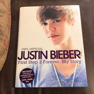 Justin Bieber | First Step 2 Forever: My Story
